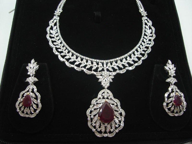 skin care beauty zone : bridal diamond sets