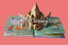 Kids 3D Pop up Books Printing Hot Sale&Quality Ensurance