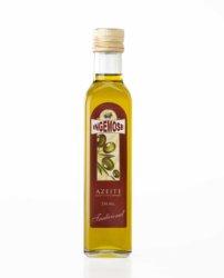 Extra Virgin Olive Oil in Glass Bottle