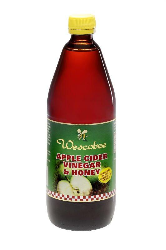 Wescobee Apple, Cider, Vinegar and Honey 750ml