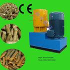 China Cheap CE Flat Die Empty Fruit Bunch Pellet Machine