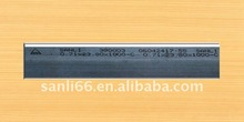 Steel rule LCB LCDB shaved edge with 42 and 52 degree angle 0.71x23.80x1000MM