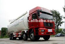 SHACMAN Shaanxi Dry Bulk Powder Cement Tanker Truck