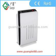 CE Rohs High Output Odor Sensor Air Purifier Air Ionizer Ioniser with HEPA Ozonator