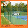 2013 factory fence top 1 Chain link fence hedge outdoor playground chain link fences