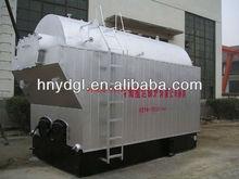8000kg/h coal steam boiler for making paper factory