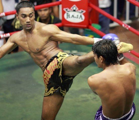 Muay thai (δεύτερο μέρος) : δείτε αγώνες muay