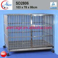 pet supplies metal dog crates