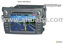 Hot!!!Highest cost-effective+New style+Fashionale Car DVD+GPS for TOYOTA COROLLA NEW