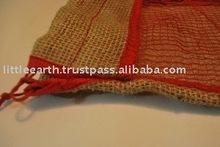Jute Bag with mesh