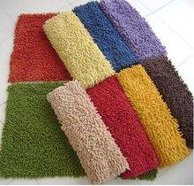 Chenille Bath-rug