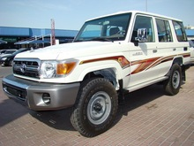 TOYOTA LAND CRUISER LX10 WGN DSL