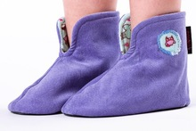Kids home boots