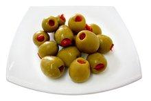 Gordal Pepper Sttufed Olive