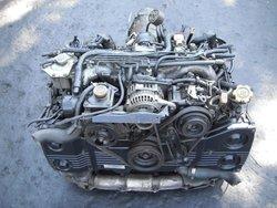 Used EJ20 Double Turbo Engine for Subaru