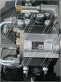 Denso 8-98091565-1 bomba de óleo para motor 6hk1 zax330-3 sh350-3b escavadeira