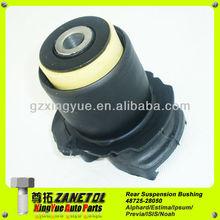 Auto Rear Suspension Arm Bushing 4872528050 48725-28050 for Toyota Alphard Estima Ipsum Previa
