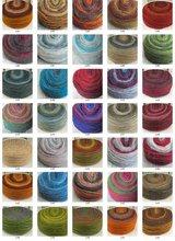 Wool, Carded Wool yarn