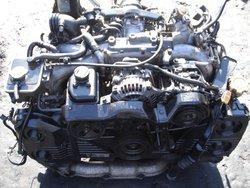 Used EJ20 Single Turbo Engine for Subaru