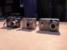 Tested Used Digiatl Cameras