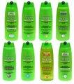 Shampoo fructis 250ml, acondicionador 200 ml