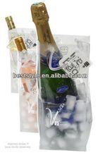 2013 popular water proof vinyl pvc ice bag for six bottle