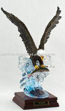 Bald Eagle figurine