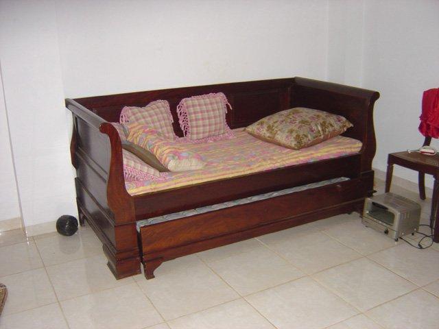 pferdeschlitten art tagesbett festes holz rei t system ab bett produkt id 11430847 german. Black Bedroom Furniture Sets. Home Design Ideas