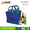 Eco-friendly PP Wine Bottle Tote Bags DK-LJ014