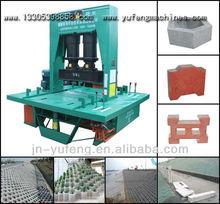 Manual interlock block machinery DMYF800