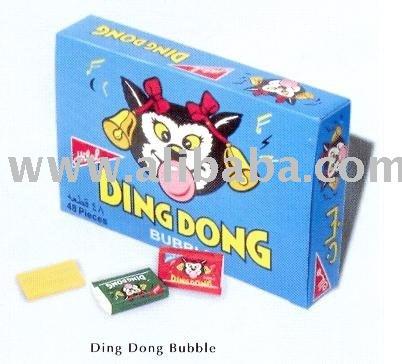 Ding Dong Bubble Gum