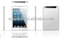 New arrivalMTK8389 ultra slim 7.85inch 3G phone calling tablet 3G/GPS/ATV/FM(MINI PAD)