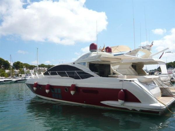 See larger image: Azimut 62S. Add to My Favorites. Add to My Favorites