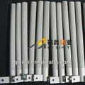 platino del ánodo de titanio bares para la toma de agua alcalina