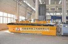High efficiency flotation metal separators for ore dressing