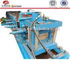 High- Class Z Model Steel structural purlin sheet making machine