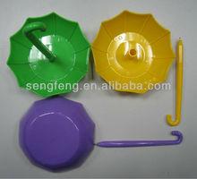PP4084 umbrella plastic ballpoint pen