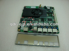 Onboard D2550 Mini-ITX Motherboard For 4 Lan and I/O board