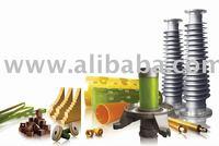 Custom designed composite parts/details