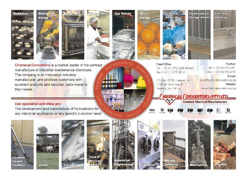 Nacionales e Industrial de limpieza productos químicos que lavan