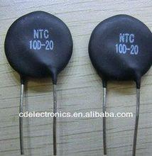dongguan de alta precisión ntc termistor 5k
