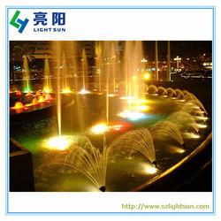 IP68 RGB par56 tiffany pool table light