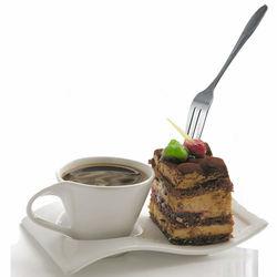 High quality stainless steel fruit fork/cake fork/dessert fork