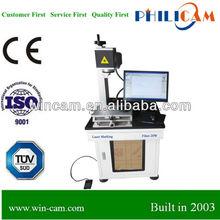 top quality cnc laser write on metal 10w