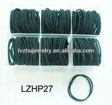 elastic ponytail ring hair holder LZHP27