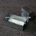 novo estilo octagon caixa de aço switch