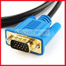 180cm length VGA to V1.3 HDMI Cable