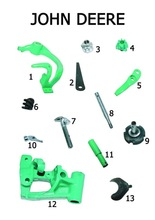 parts for JOHN DEERE balers