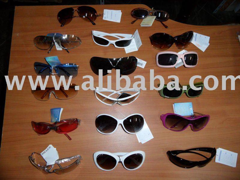 Gafas de sol, Occhiali da única