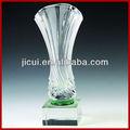 barco de cristal troféu original de mercadorias da china para lembrança de cristal do presente de casamento